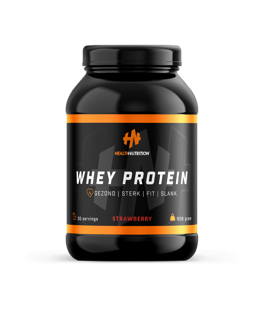 Health Nutrition Whey Protein